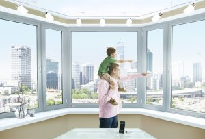Будущее – за окнами из ПВХ