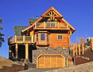 Из какого материала лучше строить деревянные дома