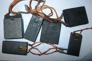 Электрографитные щетки и их разновидности