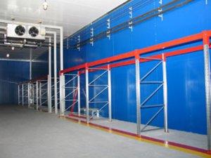 Современные холодильные склады