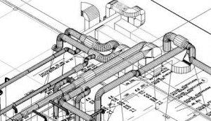 Проектирование инженерных систем или сетей