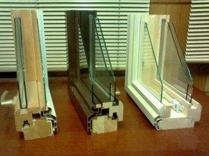 Деревянные и ПВХ окна - сходства и отличия