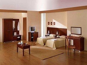 Специфика мебели для отелей и гостиниц