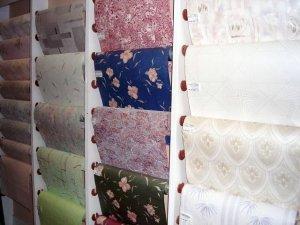 Текстильные обои и их классификация