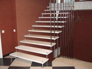 Типы и характеристики лестниц
