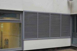 Разновидности металлических вентиляционных решёток