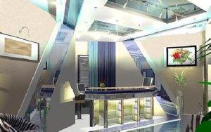 Хай-тек в интерьере и архитектуре