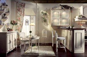 Мебель в стиле прованс и ее прелесть