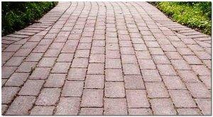 Преимущества тротуарной плитки над асфальтом