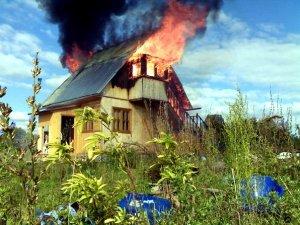 Нормы противопожарной безопасности в частном домостроении