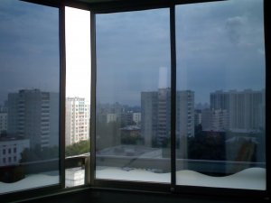 Защитные плёнки на лоджию и балконы