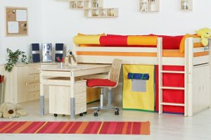 Дизайн комнаты младшего школьника