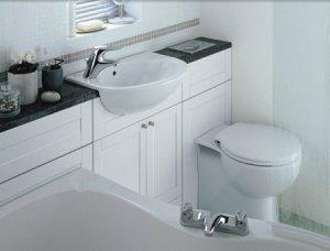 Как оформить ванную комнату небольшого размера