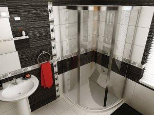 Увеличиваем пространство ванной комнаты