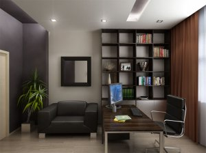 Оформляем домашний кабинет