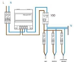 Расчёт двухпроводных сетей