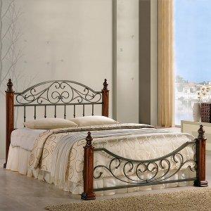 Кровать: деревянная или железная?