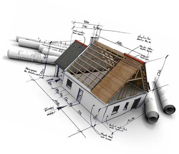 Цена строительство дома своими руками от и до