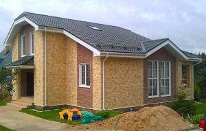 Дом из СИП панелей – доступно и современно