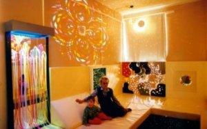 Сенсорные комнаты для детей