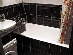В какой последовательности выполнять работ при ремонте ванны