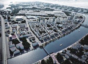 Бывшие промзоны – идеальное решение для строительства премиального жилья