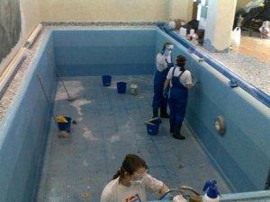 Ремонт бассейнов высококлассными мастерами