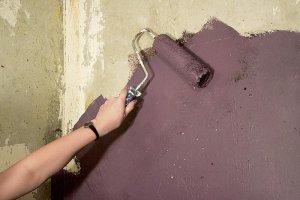 Чем можно красить бетон