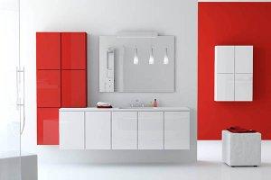 Мебель для ванной от фабрики «Верес»
