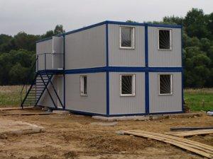 Модульные здания – хорошее решение для стройки и не только