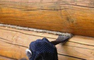 Как утеплять дома из бруса