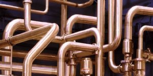 Монтаж водопровода медными трубами