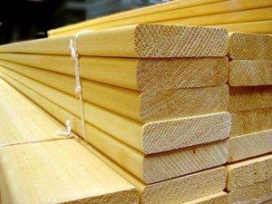 Древесина и деревообработка в строительной сфере