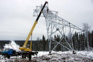Порядок работ при строительстве ЛЭП