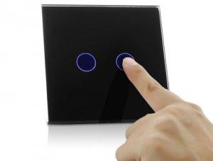 Сенсорные выключатели улучшат интерьер помещения