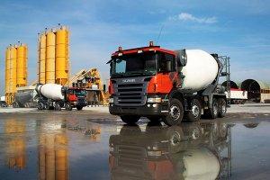 Особенности транспортировки и доставки бетона