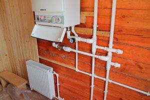 Как организовать отопление в доме с помощью электрического котла