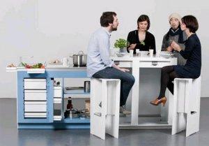 Каким должен быть дизайн офисной кухни?