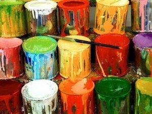 Покраска кирпичных стен: особенности, выбор краски, искусственное состарива ...