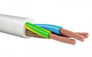 Использование электрических проводов ПВС