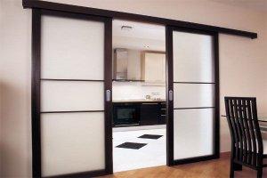 Складные межкомнатные двери: виды и особенности