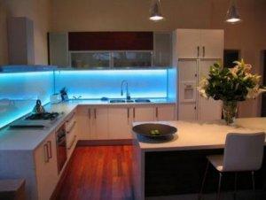 Почему светодиодные светильники стали популярны при создании дизайна интерь ...