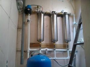 Какой вид оборудования для очистки воды можно приобрести для загородного до ...
