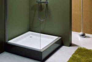 Как подобрать поддон в ванную комнату?