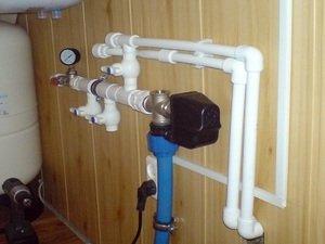 Преимущества пластиковых труб для водоснабжения