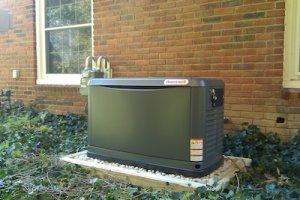 Как выбрать резервный дизельный генератор для коттеджа