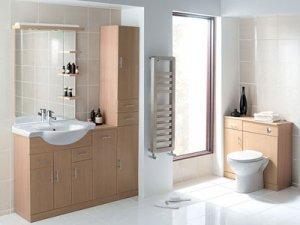 Как правильно выбрать и разместить мебель в ванной комнате