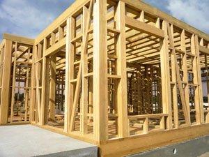 Технология строительства каркасного дома из ОСБ плит