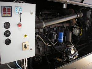 Применение дизельного генератора в строительстве