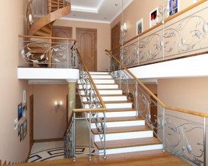 Как выбрать лестницу в частный дом